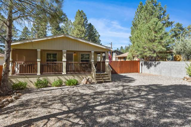 17060 S Iron Springs Road, Munds Park, AZ 86017 (MLS #6146223) :: Conway Real Estate