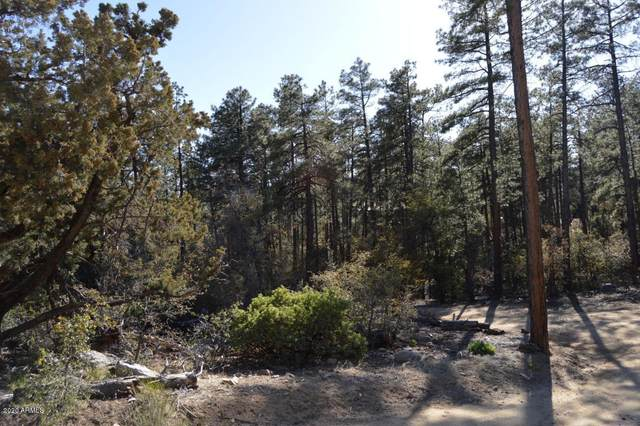 5385 W Whispering Pines Road, Prescott, AZ 86305 (MLS #6146228) :: The W Group