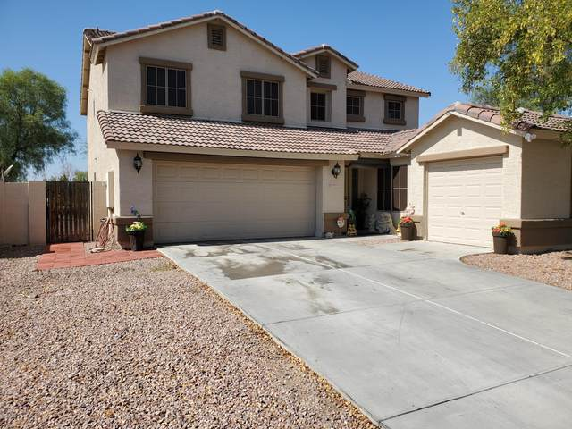6804 S 45TH Glen, Laveen, AZ 85339 (MLS #6146229) :: The Daniel Montez Real Estate Group