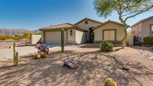 4593 S Palacio Way, Gold Canyon, AZ 85118 (MLS #6146238) :: Dijkstra & Co.