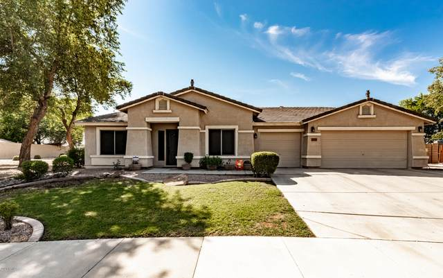 2439 W Morning Sun Circle, Queen Creek, AZ 85142 (MLS #6146256) :: neXGen Real Estate