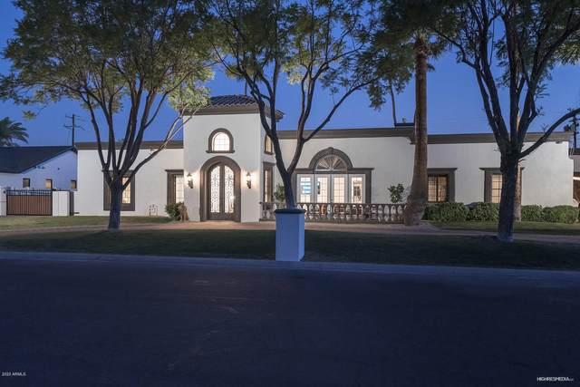 7239 E Vista Drive, Scottsdale, AZ 85250 (MLS #6146267) :: Brett Tanner Home Selling Team