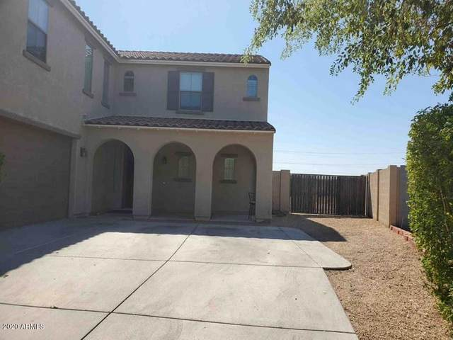 23893 W Hammond Lane, Buckeye, AZ 85326 (#6146273) :: Long Realty Company