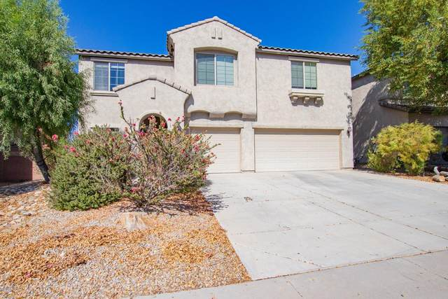 30196 W Crittenden Lane, Buckeye, AZ 85396 (MLS #6146356) :: My Home Group
