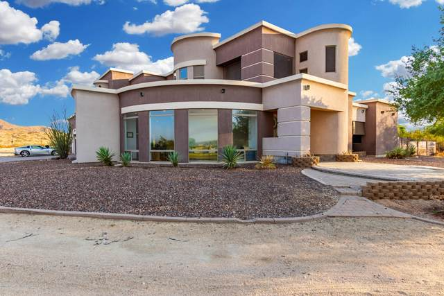 8814 S Dysart Road, Goodyear, AZ 85338 (MLS #6146380) :: Nate Martinez Team