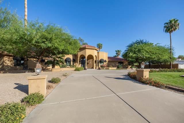 13023 N 84TH Street, Scottsdale, AZ 85260 (MLS #6146392) :: Homehelper Consultants