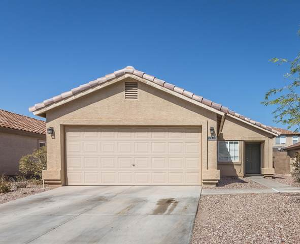 22814 W La Pasada Boulevard, Buckeye, AZ 85326 (MLS #6146401) :: Long Realty West Valley