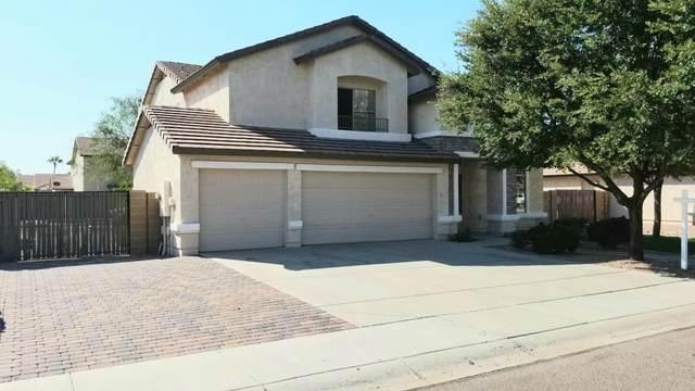 8653 W Quail Avenue, Peoria, AZ 85382 (MLS #6146407) :: Long Realty West Valley
