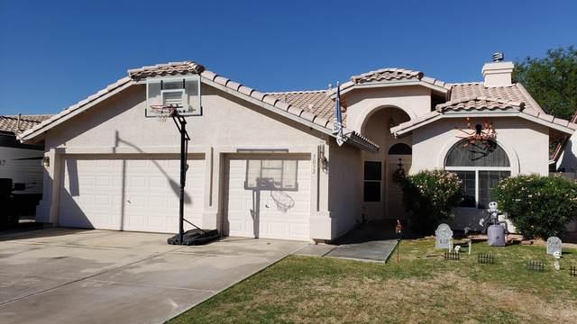 3032 N Silverado, Mesa, AZ 85215 (MLS #6146414) :: John Hogen | Realty ONE Group