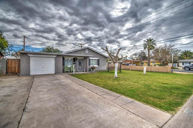 2801 N 33RD Place, Phoenix, AZ 85008 (MLS #6146456) :: Devor Real Estate Associates