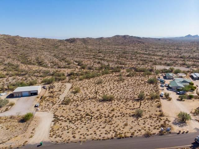 0 W Donnoloy Road, Queen Creek, AZ 85142 (MLS #6146458) :: Devor Real Estate Associates