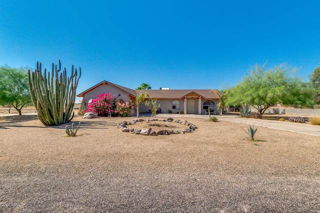 1602 N 202ND Avenue, Buckeye, AZ 85396 (MLS #6146461) :: Lucido Agency