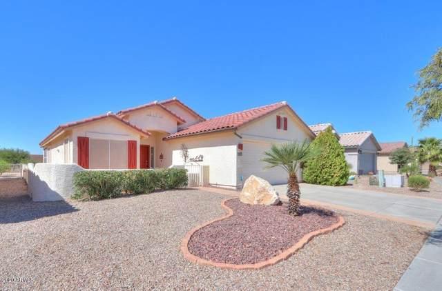 57 S Seville Lane, Casa Grande, AZ 85194 (MLS #6146466) :: The Ellens Team
