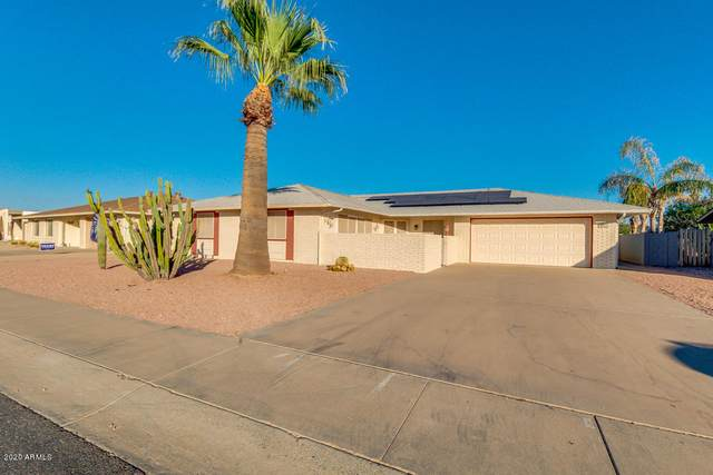 9613 W Hidden Valley Circle N, Sun City, AZ 85351 (MLS #6146467) :: Brett Tanner Home Selling Team