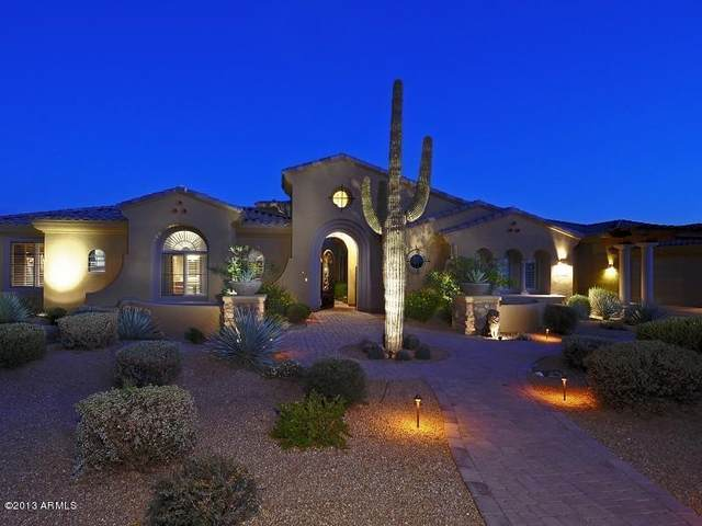 27647 N 70TH Street, Scottsdale, AZ 85266 (MLS #6146511) :: The W Group