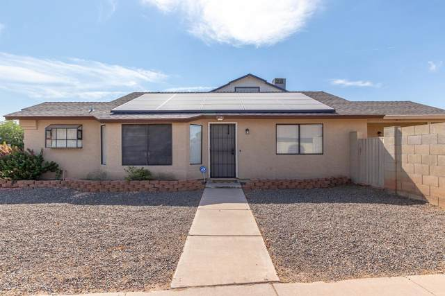 11246 N 81ST Avenue, Peoria, AZ 85345 (MLS #6146557) :: John Hogen | Realty ONE Group