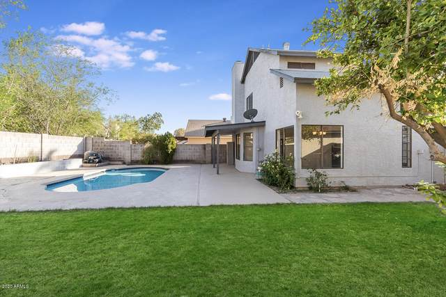 1321 N 86TH Way, Scottsdale, AZ 85257 (MLS #6146569) :: The Riddle Group