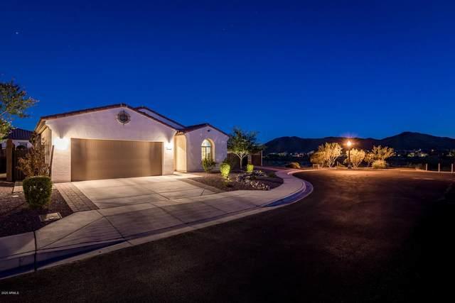 8105 W Redbird Road, Peoria, AZ 85383 (MLS #6146607) :: The Laughton Team