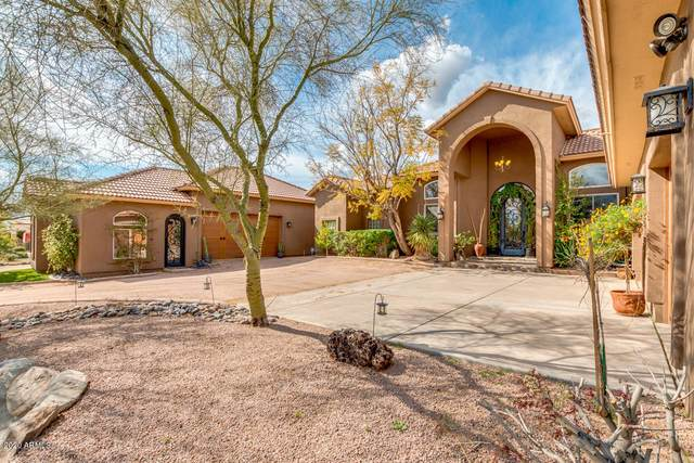 6150 E Lowden Road, Cave Creek, AZ 85331 (MLS #6146614) :: Scott Gaertner Group