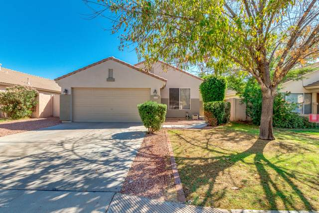 5755 E Garnet Avenue, Mesa, AZ 85206 (MLS #6146632) :: The Daniel Montez Real Estate Group