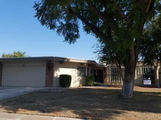 10320 W Pineaire Drive, Sun City, AZ 85351 (#6146695) :: Luxury Group - Realty Executives Arizona Properties