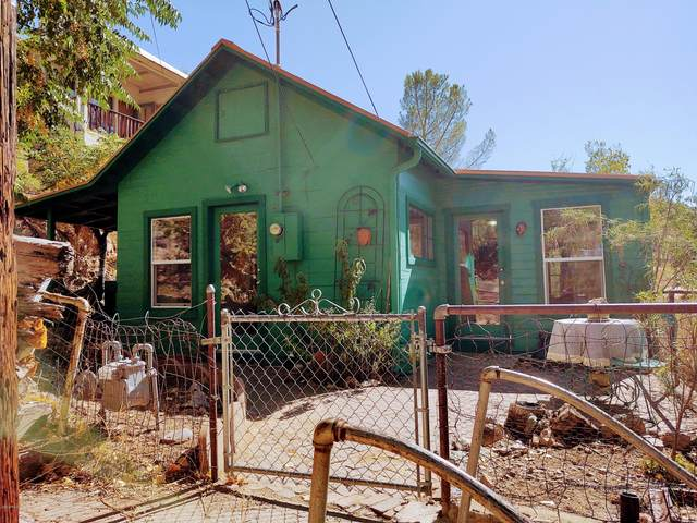 511B Mayer Avenue, Bisbee, AZ 85603 (MLS #6146705) :: TIBBS Realty