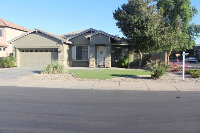 3366 E Morelos Court, Gilbert, AZ 85295 (MLS #6146800) :: Arizona Home Group