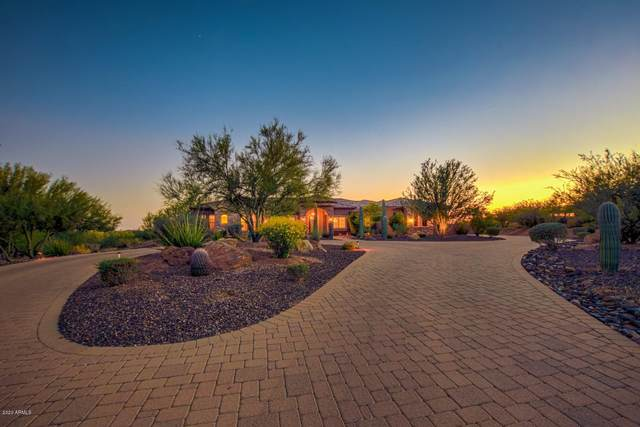 14317 E Lowden Court, Scottsdale, AZ 85262 (MLS #6146812) :: The Ellens Team