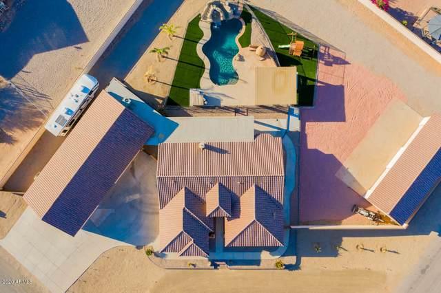 4072 E Ascot Drive, Queen Creek, AZ 85140 (MLS #6146819) :: The Daniel Montez Real Estate Group