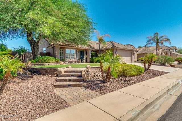 3831 N Kings Peak, Mesa, AZ 85215 (MLS #6146835) :: Devor Real Estate Associates