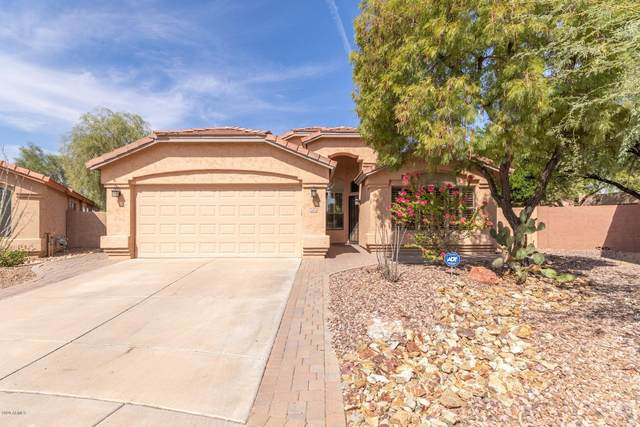 21650 N 44TH Place, Phoenix, AZ 85050 (MLS #6146840) :: The Ellens Team
