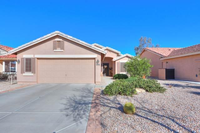 2392 E Antigua Drive, Casa Grande, AZ 85194 (MLS #6146863) :: The J Group Real Estate | eXp Realty