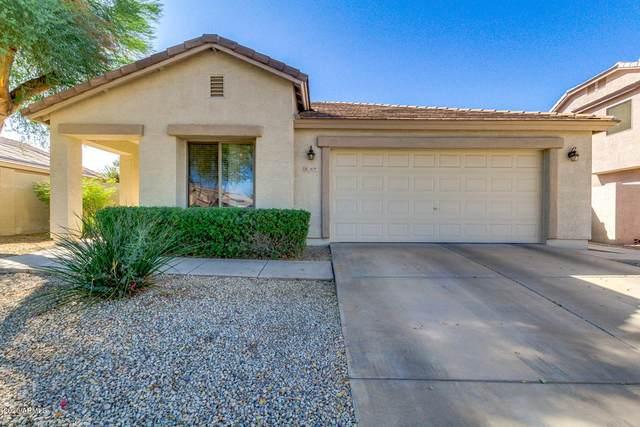 1609 E Beautiful Lane, Phoenix, AZ 85042 (MLS #6146872) :: The Riddle Group