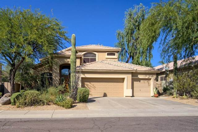 7458 E Wingspan Way, Scottsdale, AZ 85255 (MLS #6146873) :: The W Group