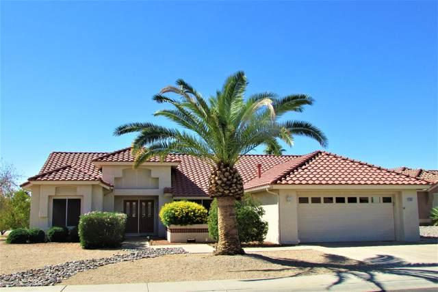 21606 N Yellowstone Circle, Sun City West, AZ 85375 (MLS #6146931) :: Maison DeBlanc Real Estate