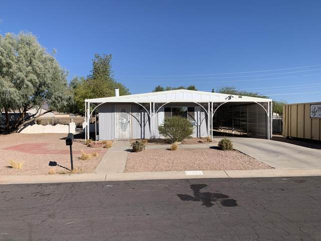 273 S Copper Drive, Apache Junction, AZ 85120 (MLS #6147004) :: Keller Williams Realty Phoenix