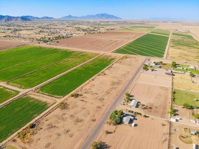 TBD 4.4 AC N Salmonson Way, Maricopa, AZ 85139 (MLS #6147011) :: Maison DeBlanc Real Estate