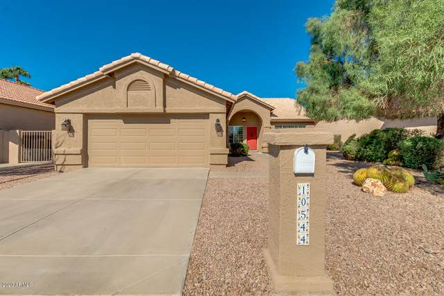10544 E Halley Drive, Sun Lakes, AZ 85248 (MLS #6147015) :: The Ellens Team