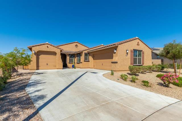 18296 W Thunderhill Place, Goodyear, AZ 85338 (MLS #6147016) :: Openshaw Real Estate Group in partnership with The Jesse Herfel Real Estate Group