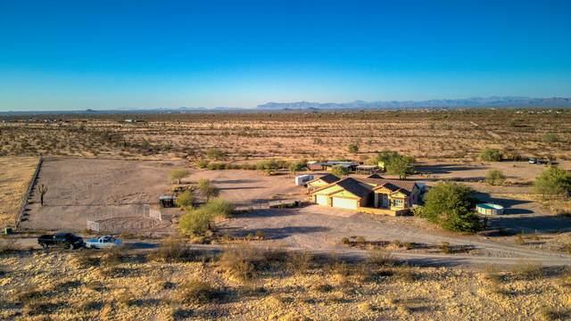 10321 N Sidewinder Circle, Florence, AZ 85132 (#6147049) :: Luxury Group - Realty Executives Arizona Properties