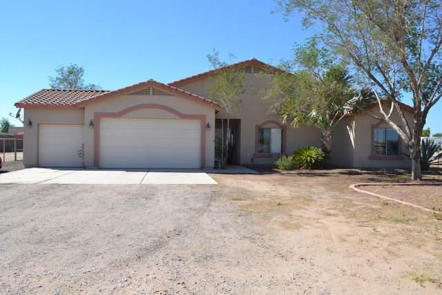 27944 N Edwards Road, San Tan Valley, AZ 85143 (MLS #6147075) :: Nate Martinez Team