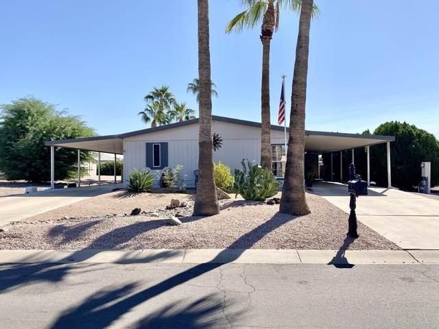 26453 S Pima Place, Sun Lakes, AZ 85248 (MLS #6147086) :: Maison DeBlanc Real Estate