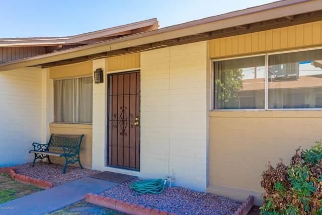 6721 E Mcdowell Road D323, Scottsdale, AZ 85257 (MLS #6147094) :: Keller Williams Realty Phoenix
