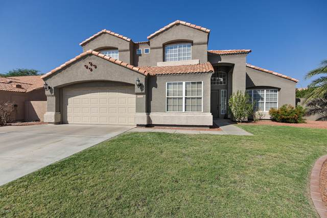 9626 E Irwin Avenue, Mesa, AZ 85209 (MLS #6147106) :: Long Realty West Valley
