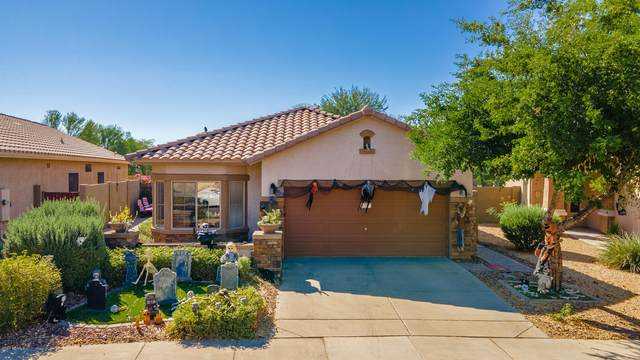 40545 N Territory Trail, Anthem, AZ 85086 (MLS #6147117) :: The Garcia Group