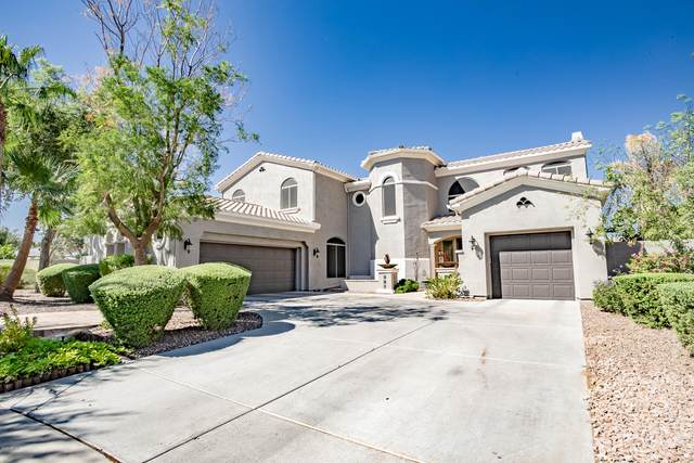 4702 S Pablo Pass Court, Gilbert, AZ 85297 (MLS #6147149) :: My Home Group