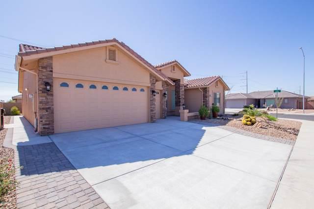 11435 E Posada Avenue, Mesa, AZ 85212 (MLS #6147158) :: Sheli Stoddart Team | M.A.Z. Realty Professionals