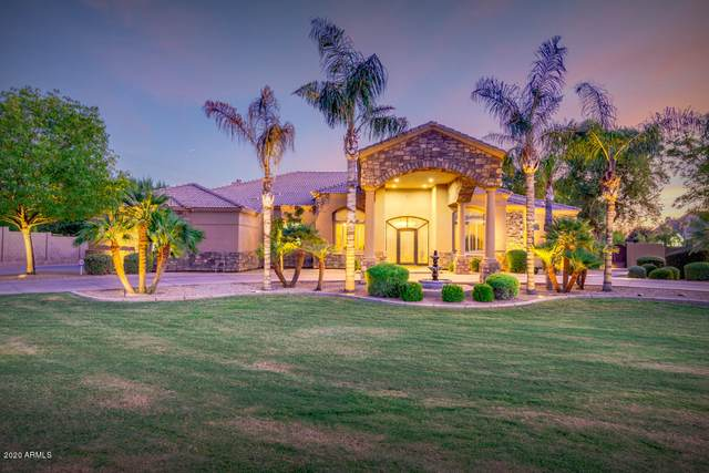 2535 E Park Avenue, Gilbert, AZ 85234 (MLS #6147171) :: Sheli Stoddart Team | M.A.Z. Realty Professionals