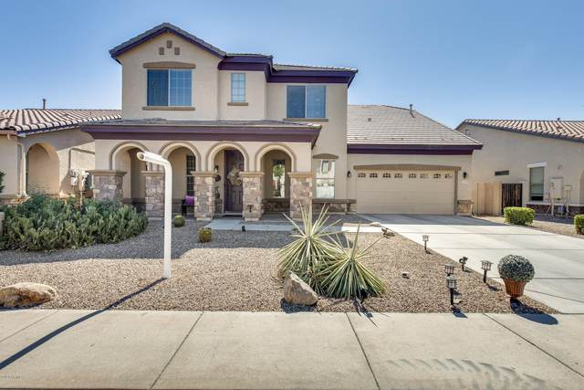 2899 E Fandango Drive, Gilbert, AZ 85298 (MLS #6147198) :: The Daniel Montez Real Estate Group