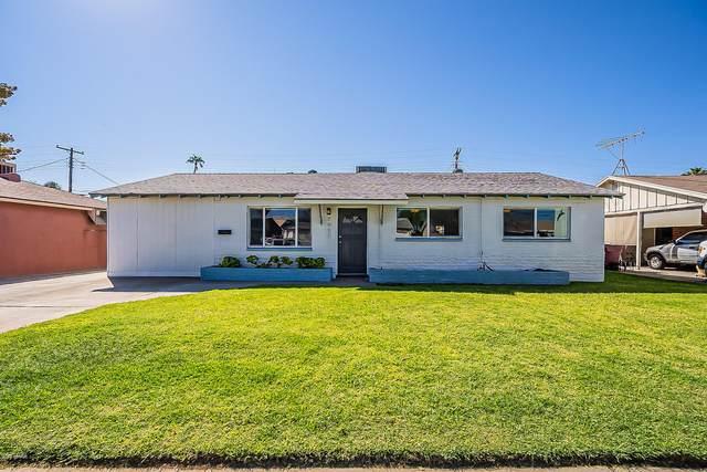 7911 E Loma Land Drive, Scottsdale, AZ 85257 (MLS #6147251) :: Yost Realty Group at RE/MAX Casa Grande